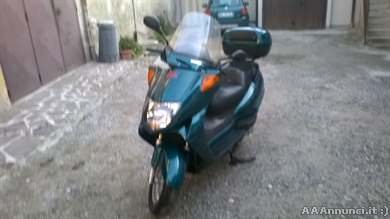Foto - HONDA SCOOTER FORESIGHT 250
