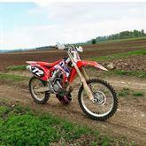 Crf 250 del 2013