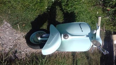 Vespa 50 1964 sportellino piccolo
