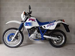 Suzuki DR 650 - tutta originale