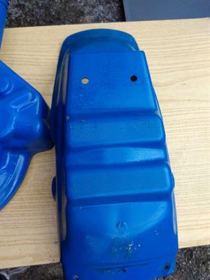 Suzuki e Cagiva plastiche varie