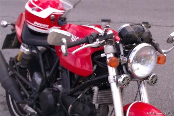Ducati Sport  Biposto Vendo