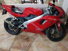Cagiva mito 125 cc