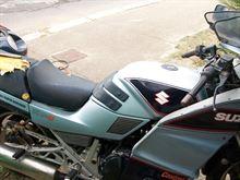 SUZUKI GSX 1100 EF RICAMBI