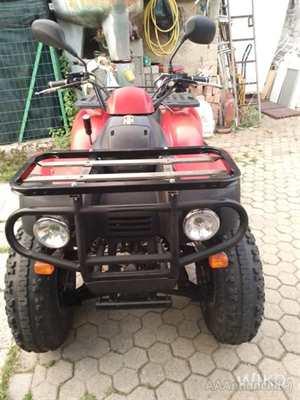 Quad Motortek