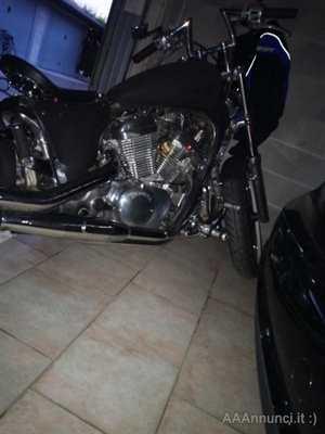 Honda Shadow del 91'