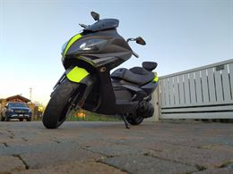 Kymco Xciting 500i R