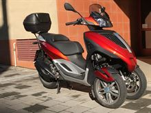 Scooter Piaggio MP3 Yourban LT