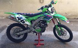 Kawasaki 450