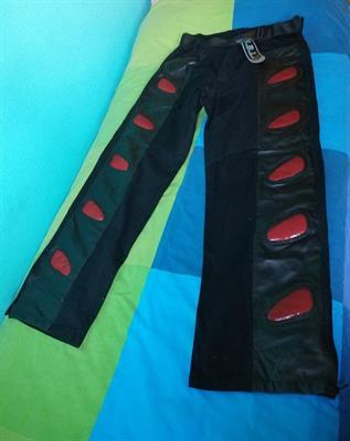 Pantaloni moto nuovi