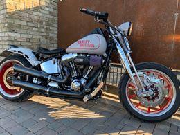 Harley Davidson Springer Special 1450