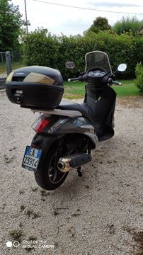 Scooter Peugeot Geopolis 500