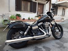 Harley davidson: Dyna FXDB 2012 27000