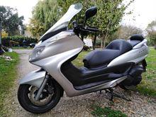 Scooter Yamaha 400 motore a posto