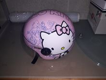 Casco Donna Hello Kitty