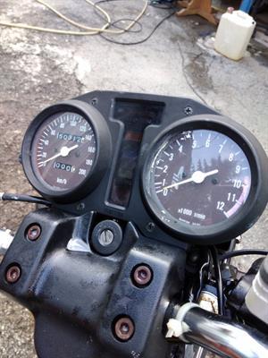 Suzuki GS 450come ricambi