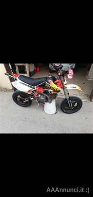 Pit bike motard 160