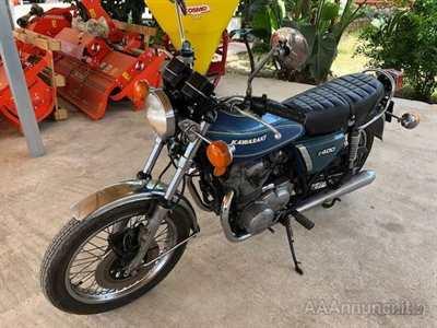 Kawasaki Z 400 - 1976