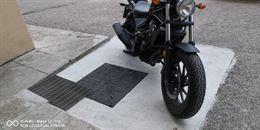 Rebel 500CMX in garanzia Honda