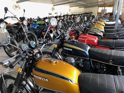 Honda CB500 Four k1 - 1973