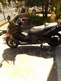 Scooter Tmax 500 Nero