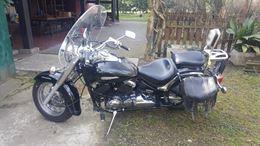Moto Dragstar del 2000