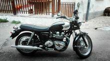 Triumph Bonneville T100 anno 2004