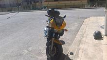Moto Yamaha TDM 850 del 99