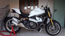 Vendita ducati monster 1200s