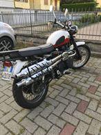 Telaio borse Givi Monokey Trekker Triumph Scrambler 900