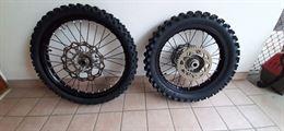 Ruote originali KTM 85