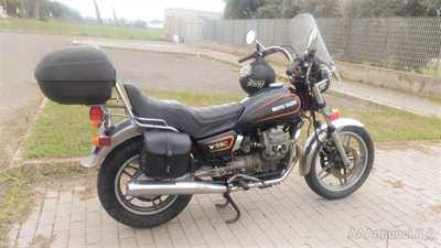 Moto Guzzi V 35 Custom 1984