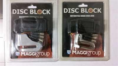 Blocca disco per moto Maggi Group Shoelock 01 Medio 00 Picco