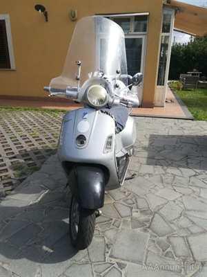 Vespa Piaggio 250