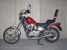 Kawasaki En 450