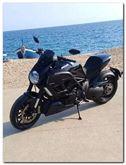 Ducati Diavel 163 CV
