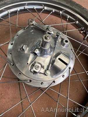Cerchio anteriore Kawasaki 500 Mach 3 H1,a tamburo