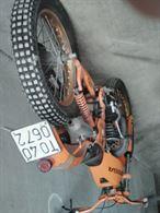 Moto Ossa Trial Orange 250CC