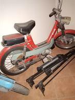 3 Ciclomotori con relativi libretti